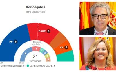 La coalición PP y Ciudadanos más unida que nunca