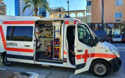 Conselleria vuelve a negar el aumento de ambulancias para Calp