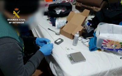 Condena irrisoria para el detenido por tráfico de drogas y tenencia ilícita de armas