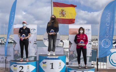 Lara Himmes, campeona de España en el Trofeo Beatriz García