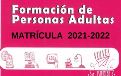 El centro de Formación de Personas Adultas presenta su oferta educativa