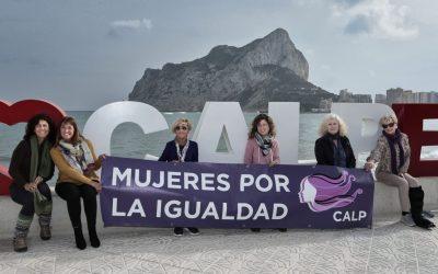 Calp se suma a la red de municipios libres de trata y prostitución