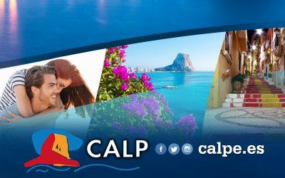 Calp lanza una campaña publicitaria para agradecer su visita al turista nacional