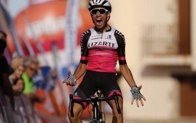 Eugenio Sánchez da el salto al ciclismo profesional y correrá en el Kern Pharma