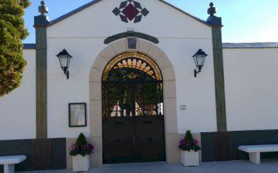 El Ayuntamiento adecúa el cementerio municipal para Todos los Santos